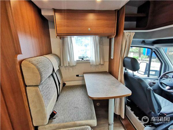 德国原装进口奔驰斯宾特C型无拓展房车 豪华商务品质