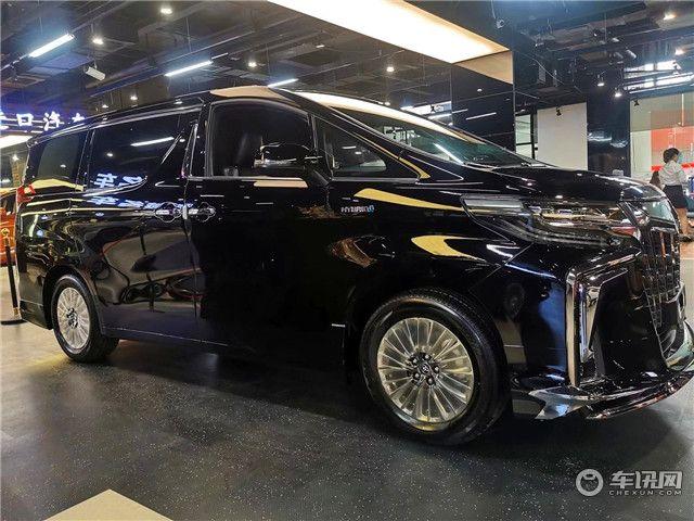 2020款埃尔法蒙娜丽莎,现车在售,体验奢华