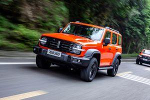 17.58万起的预售价,WEY品牌硬核越野SUV值不值得买