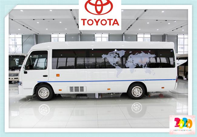 丰田考斯特17座18座19座在内饰的设计价格