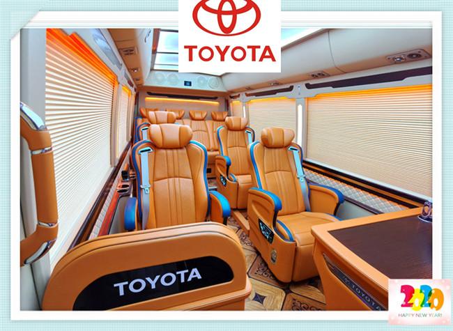 丰田考斯特豪华版和普通版的区别(2020款)