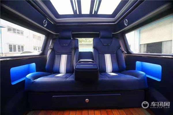 新款福特F150改装勇猛者商务车,特价优惠15万