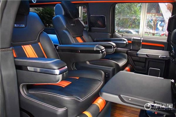 新款福特F150改装勇猛者商务车,优惠十五万