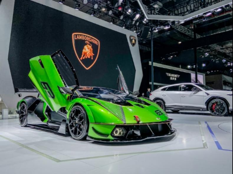 飘了!飘了! 都敢看2021上海车展最具看点的跑车了