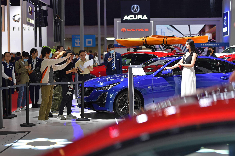 2021湖南车展圆满闭幕,卖车超60亿元