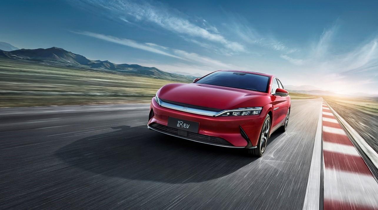 比亞迪漢推506km版硬磕特斯拉降價,市值逼近萬億創新高