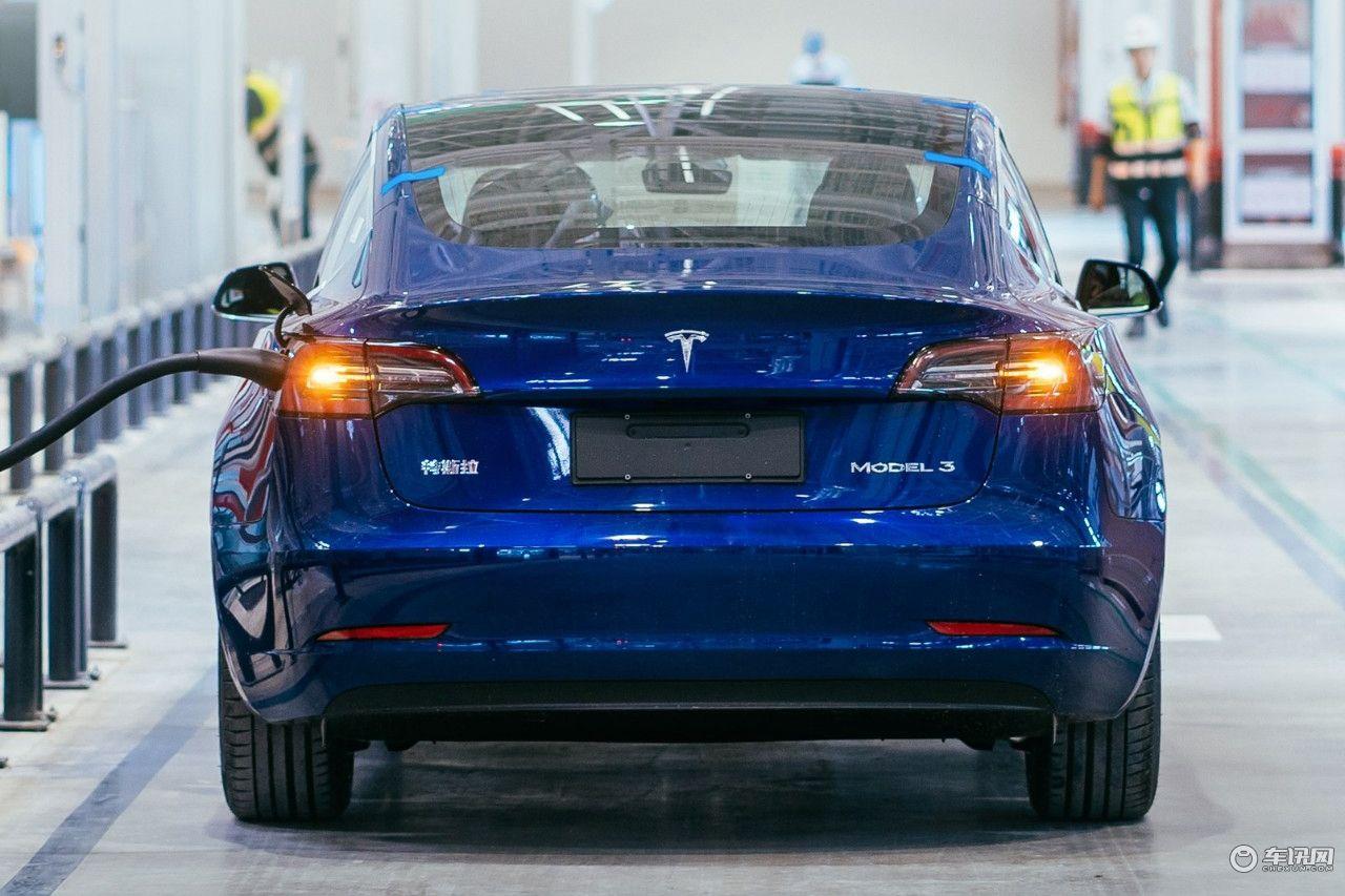 国产Model 3将全面到店 并于广州车展正式亮相