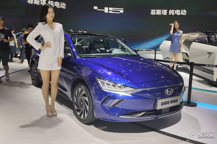现代菲斯塔纯电动版车型将于明年第一季度上市