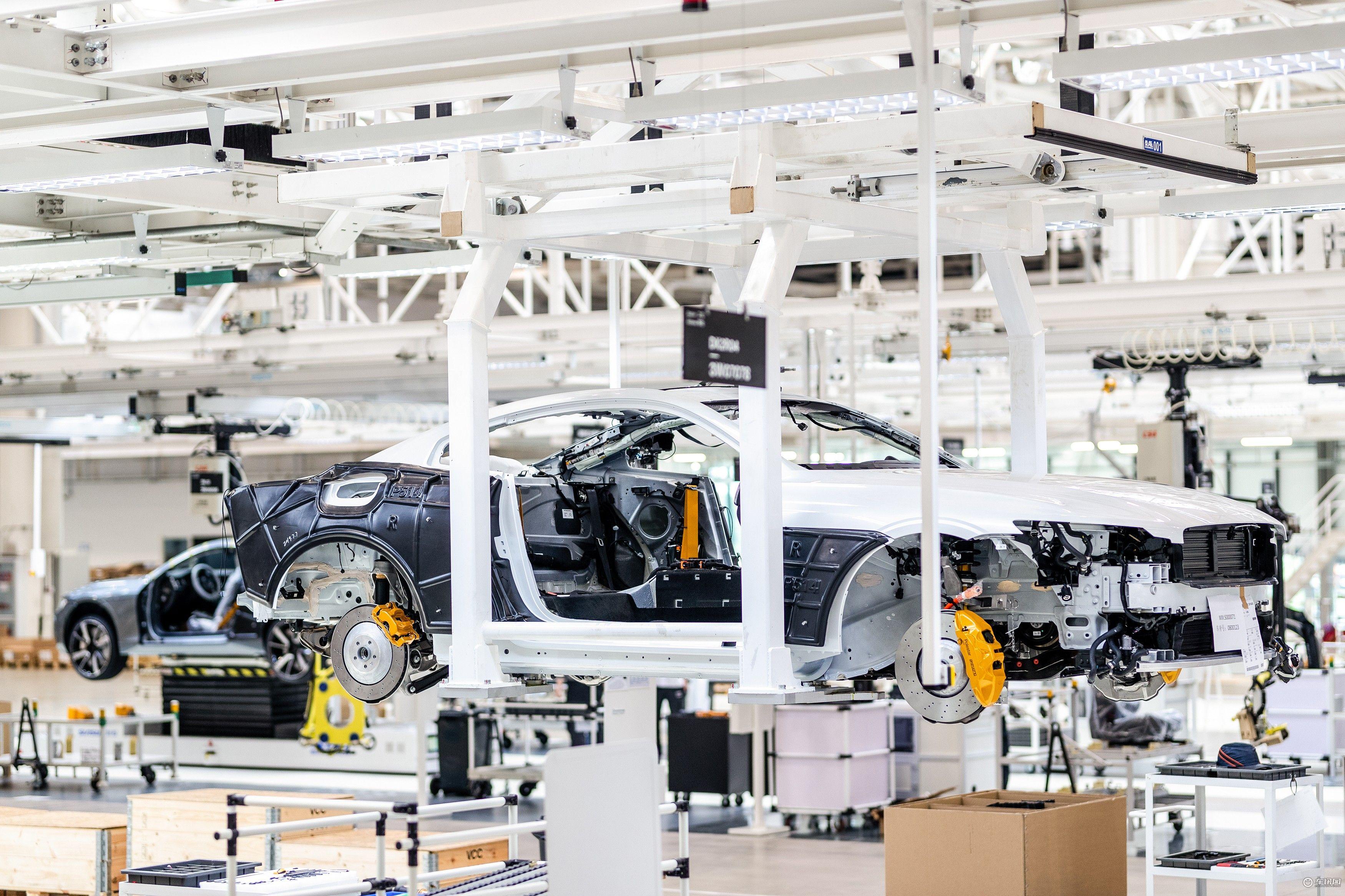 Polestar 2原型车于路桥工厂正式投产 2020年交付