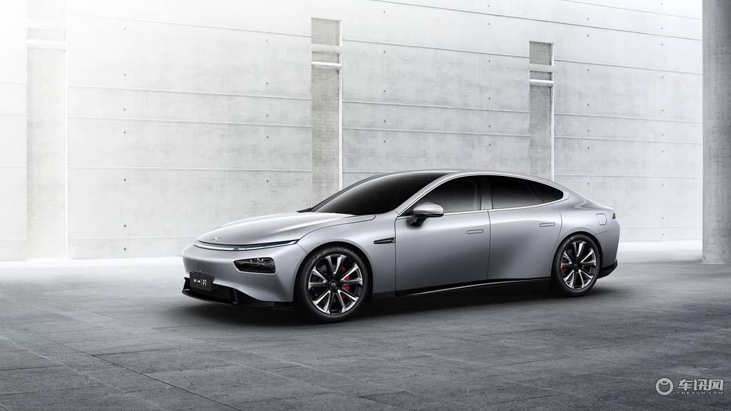 小鵬P7內飾細節圖發布 將于廣州車展開啟預售