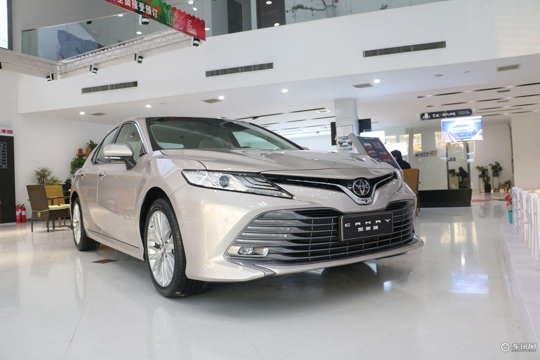 丰田凯美瑞最低多少钱 全国最低价 价格 疯狂让利卖全国