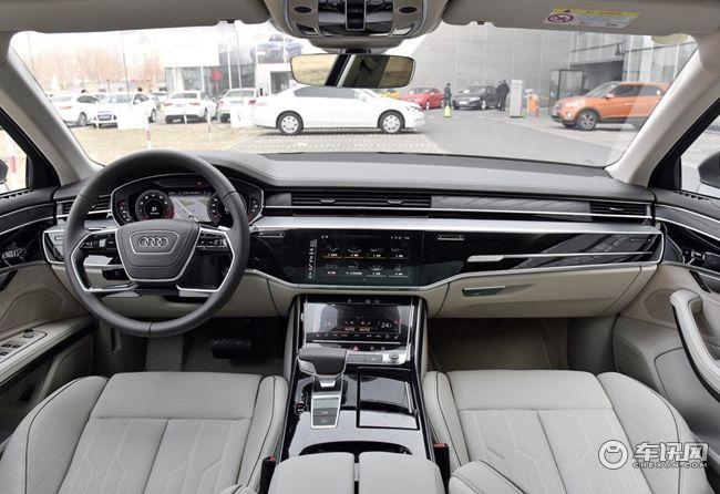 奥迪A8购车享优惠18.31万元   现车销售
