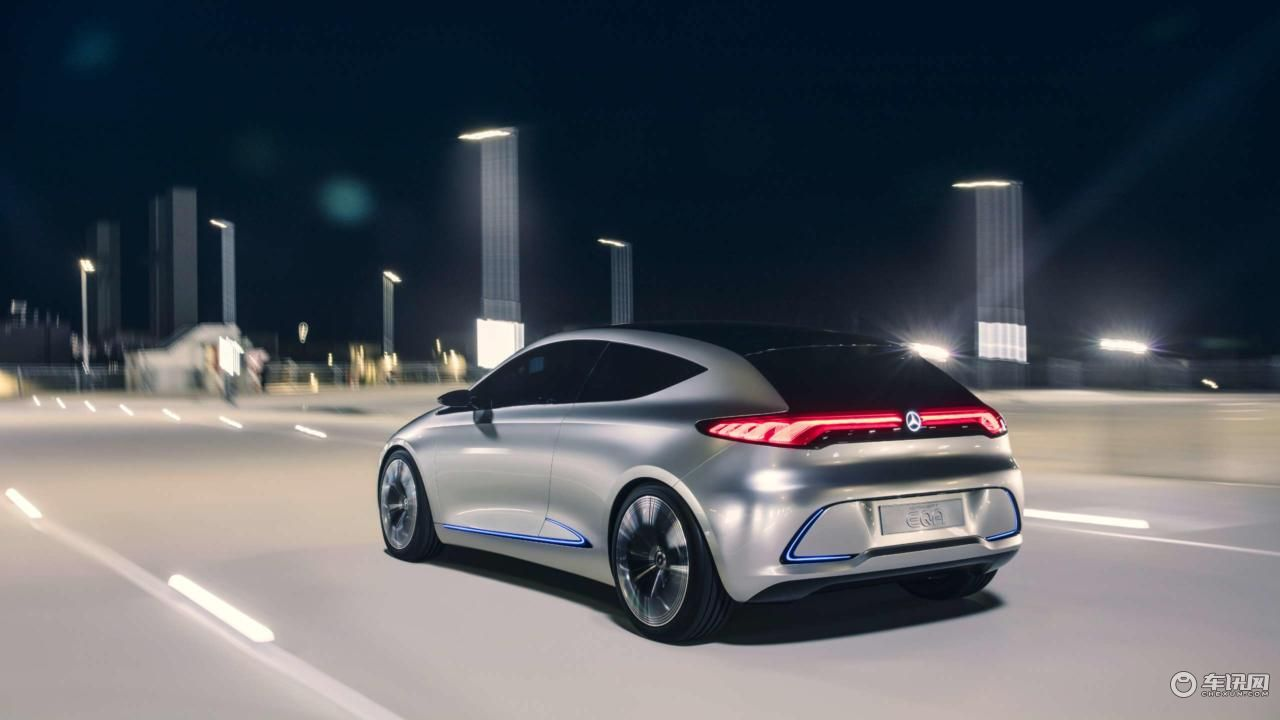 梅赛德斯 - 奔驰的第二款量产电动汽车EQA于2020年正式推出揭示了相关规格