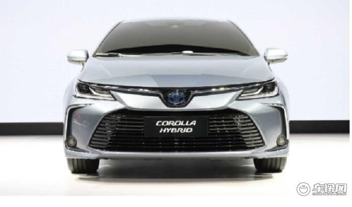 一汽丰田的全新Carola上市价格为1198-1598万元