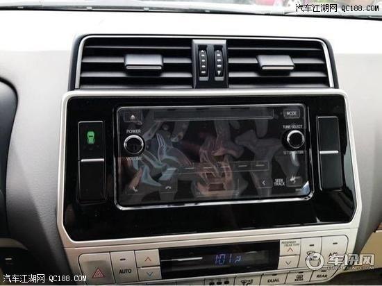 19款丰田霸道2700经典大型SUV价格解析