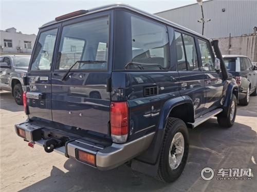 19款丰田LC76 港口柴油版汽油版现车