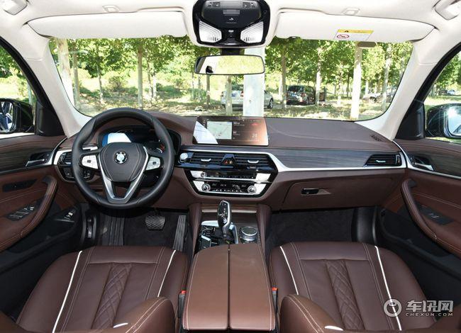 宝马5系购车享优惠4万元       现车销售
