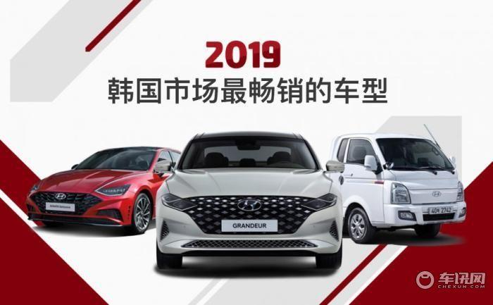 《韩系动向28》2019年谁是韩国最畅销的汽车?