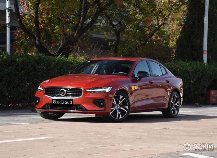 2021款沃尔沃S60价格 美得不要不要的