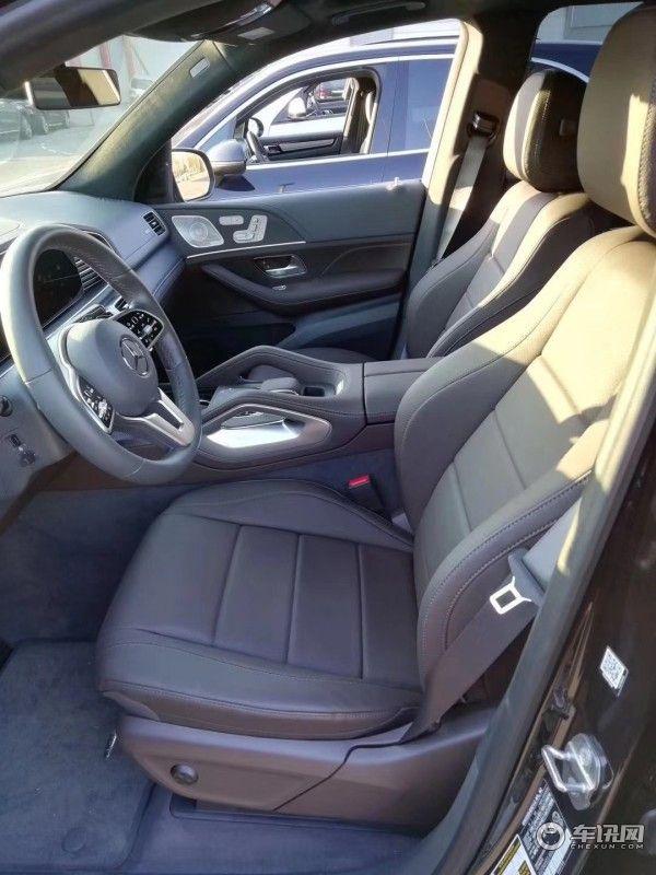 20款奔驰GLE350完美舒适性适合商务家用