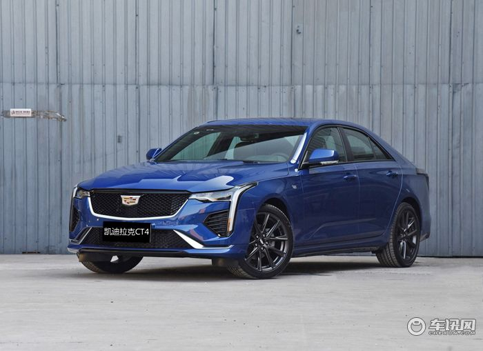 凯迪拉克CT4最新价格导购 新车特惠