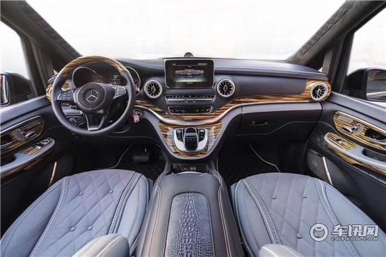 奔驰V260客户私人定制荣耀版