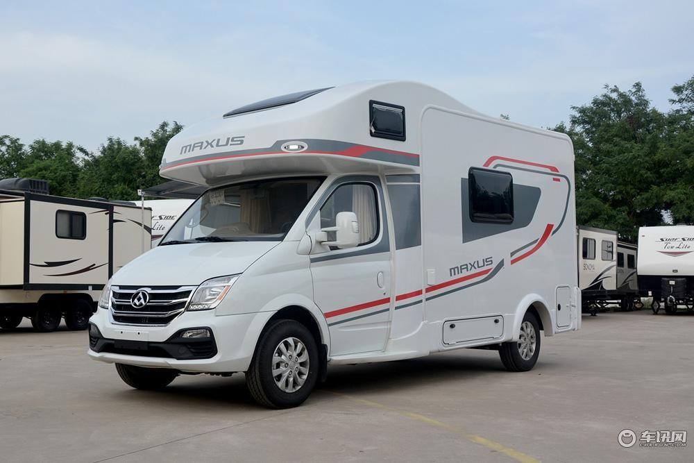 新款上汽大通RV80 大通C型房车 旅居房车的选用