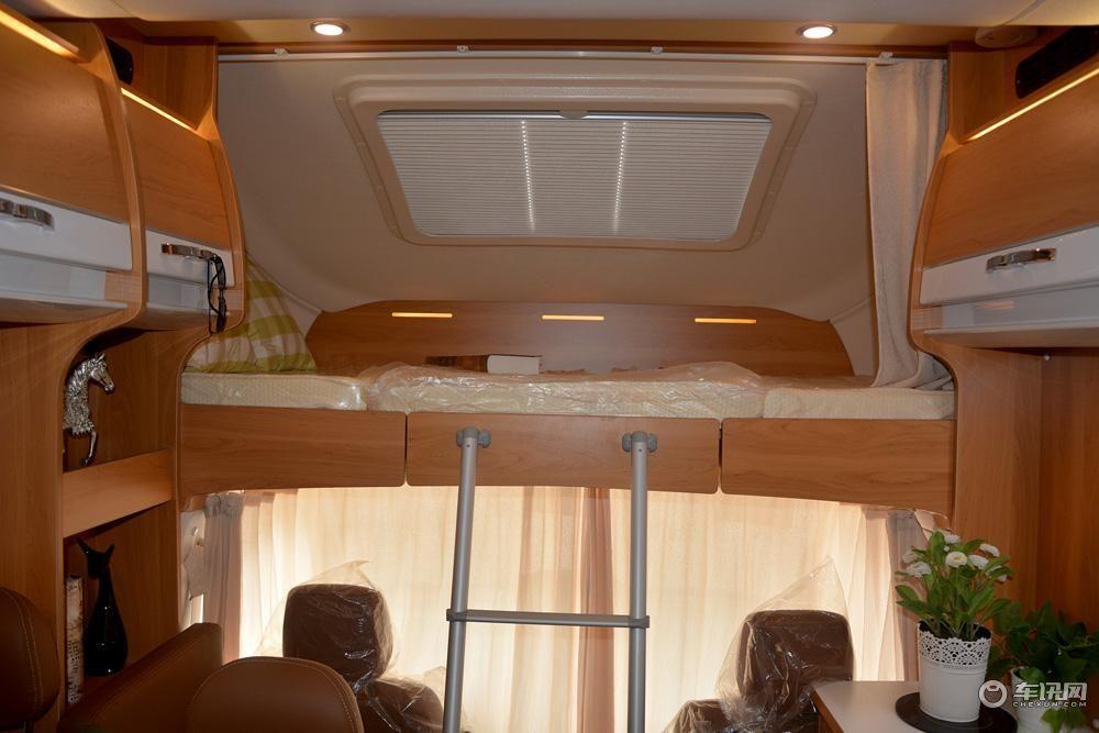新款上汽大通RV80 大通C型房车 旅居房车的首选