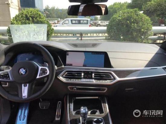 20款宝马X7现车报价六月最新优惠给力政策