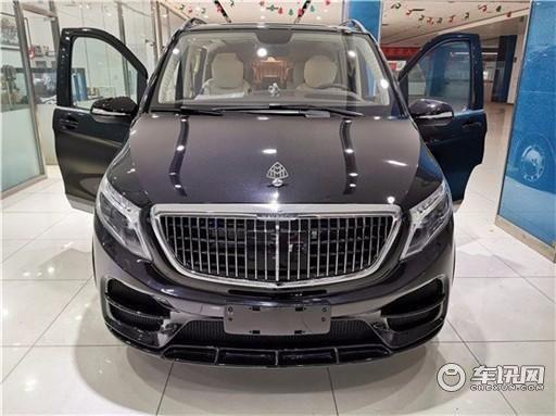 国六奔驰v260迈巴赫版售价 豪华内饰改装现车