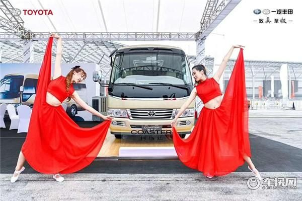 丰田考斯特12座报价 考斯特接待版12座现车
