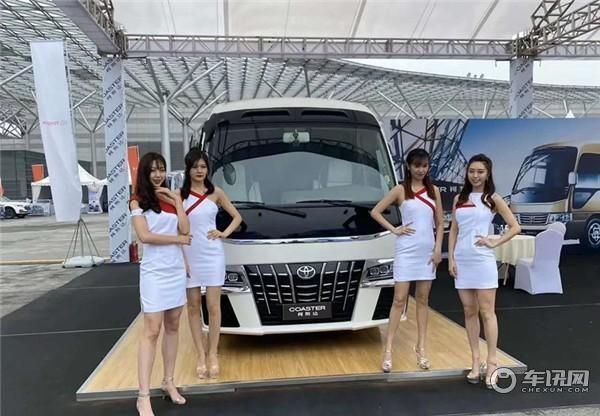 丰田考斯特12座报价 丰田考斯特12座价格及图片