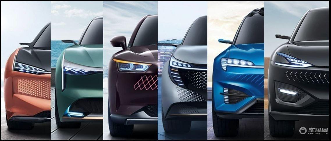 恒大一口气发布六款新车,都分别有什么经验的亮点?