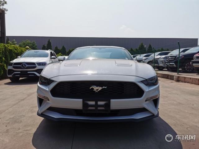 2019款福特野马2.3T硬顶现车 最新行情