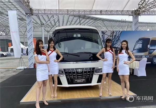丰田考斯特17座客车丰田考斯特17座中巴