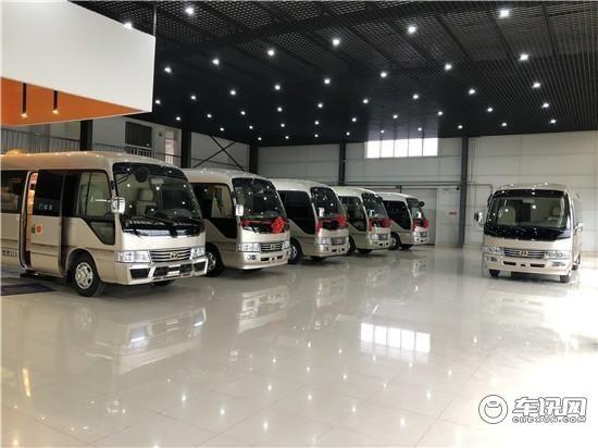 丰田考斯特10座价格 2020款丰田考斯特参数/柯斯达