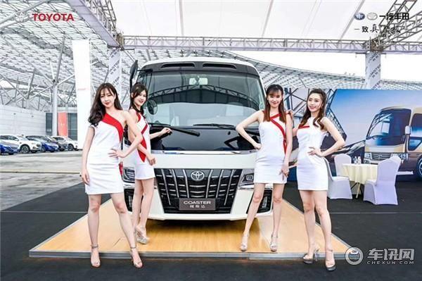 北京丰田考斯特商务车专卖 北京丰田考斯特改装价格