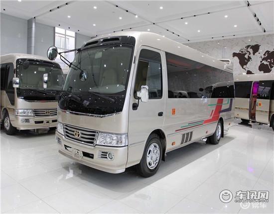 考斯特新配11座丰田考斯特改装12座新配北京改装