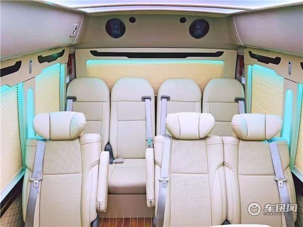 丰田考斯特客车价格 丰田考斯特6座房车