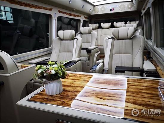 考斯特专业改装 丰田考斯特12座价格