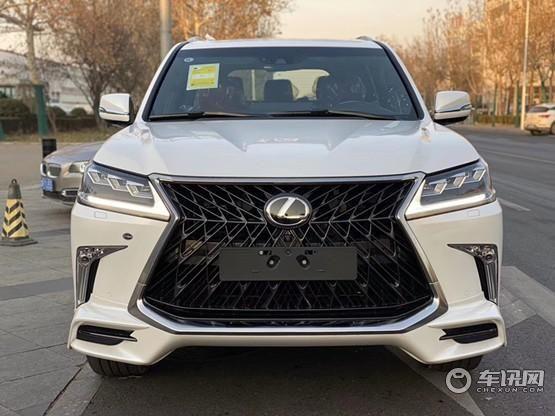 雷克萨斯570巅峰版中东版提车最合适_车讯网chexun.com-车讯网