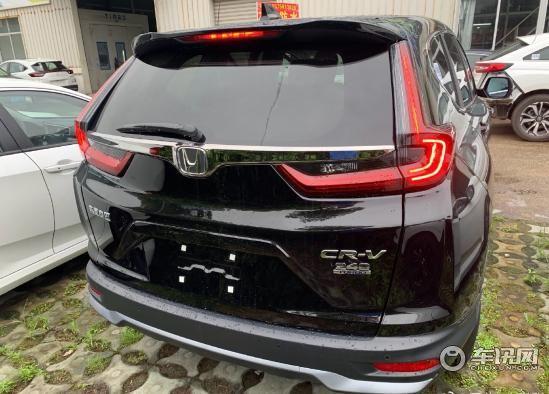 2021款本田CR-V 报价 价格暴跌降价