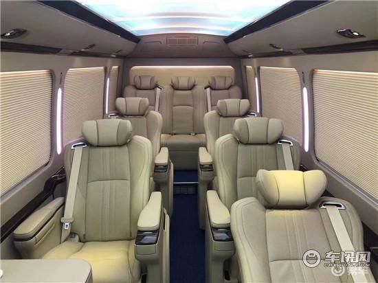 丰田考斯特商务车丰田考斯特商务车价格_车讯网chexun.com-车讯网