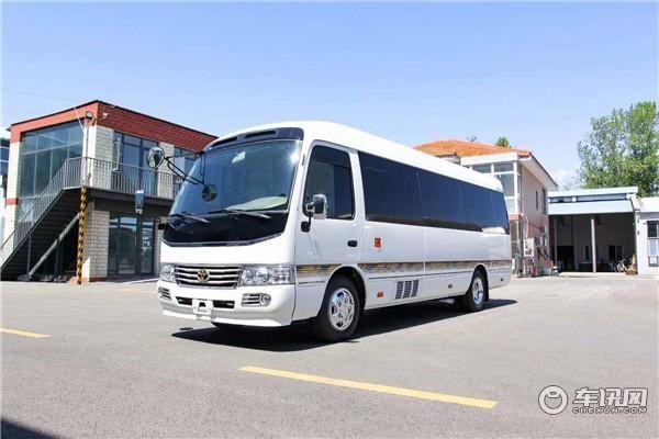 2020考斯特商务车现车齐全全国销售 _车讯网chexun.com-车讯网