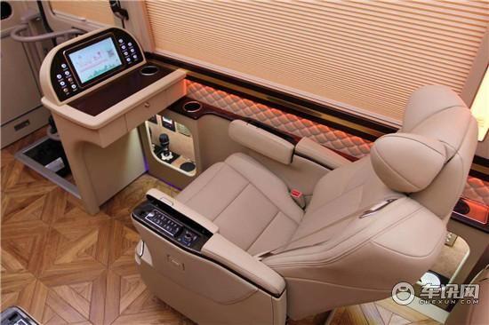 丰田考斯特V6 4.0L 改装版现车有9-16座