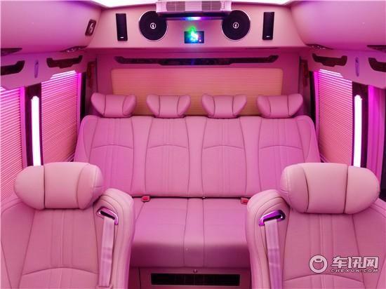 丰田考斯特16座改装价格 豪华接待版多少钱