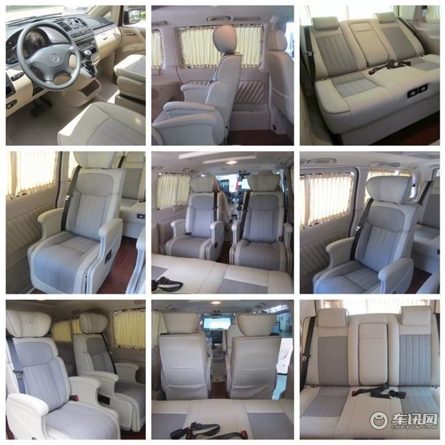19款丰田普瑞维亚2.4L中东版大霸王改装