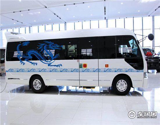 丰田考斯特_10-23座豪华商务_现车销售价格