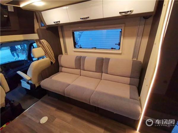 2020国产依维柯C型房车,铂驰房车单拓展大额头房车现车在售