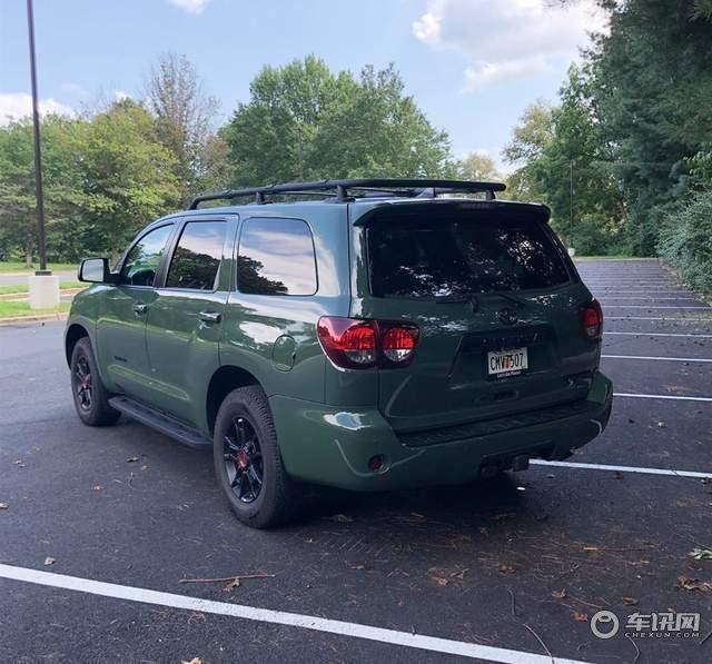 比酷路泽大 牛头标全尺寸SUV LX570同款动力 TA为啥不火?(zhijiafuture.com)